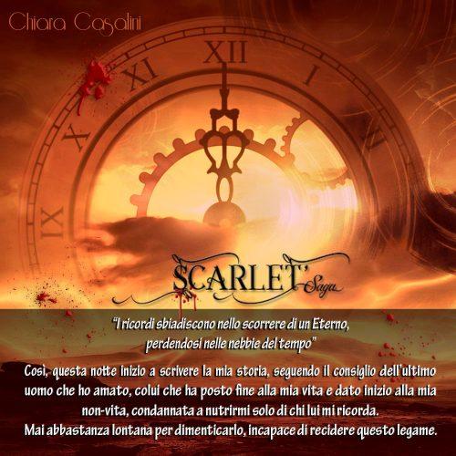 Scarlet' Saga estratto 1
