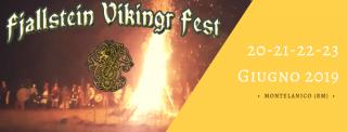 Fjallstein Vikingr Fest banner